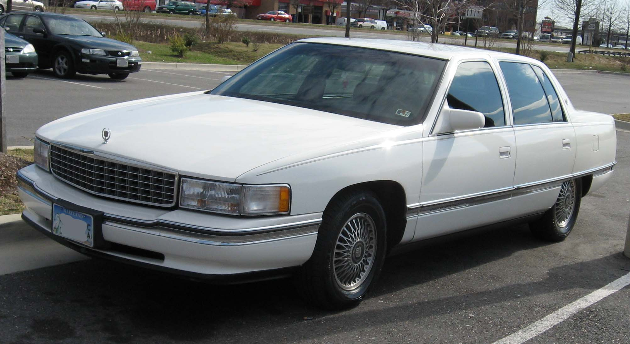 Cadillac Brougham Parts For Car