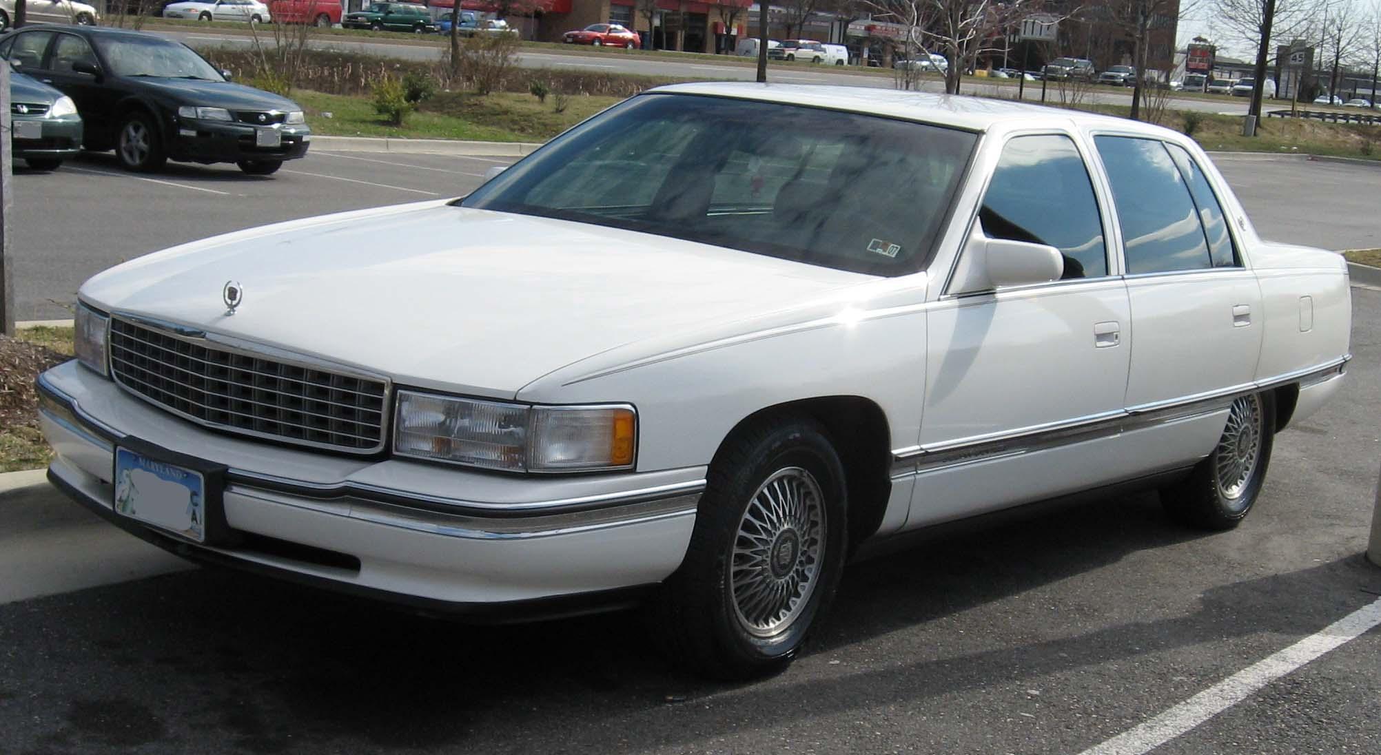 Q3 Cadillac 94 Deville