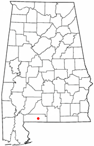 Loko di Brewton, Alabama