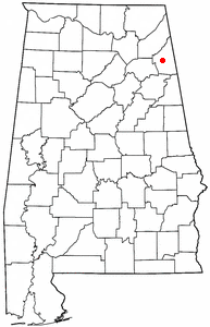 Loko di Centre, Alabama