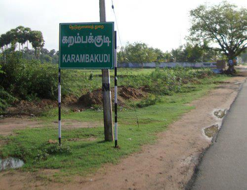 Karambakkudi - Wikipedia