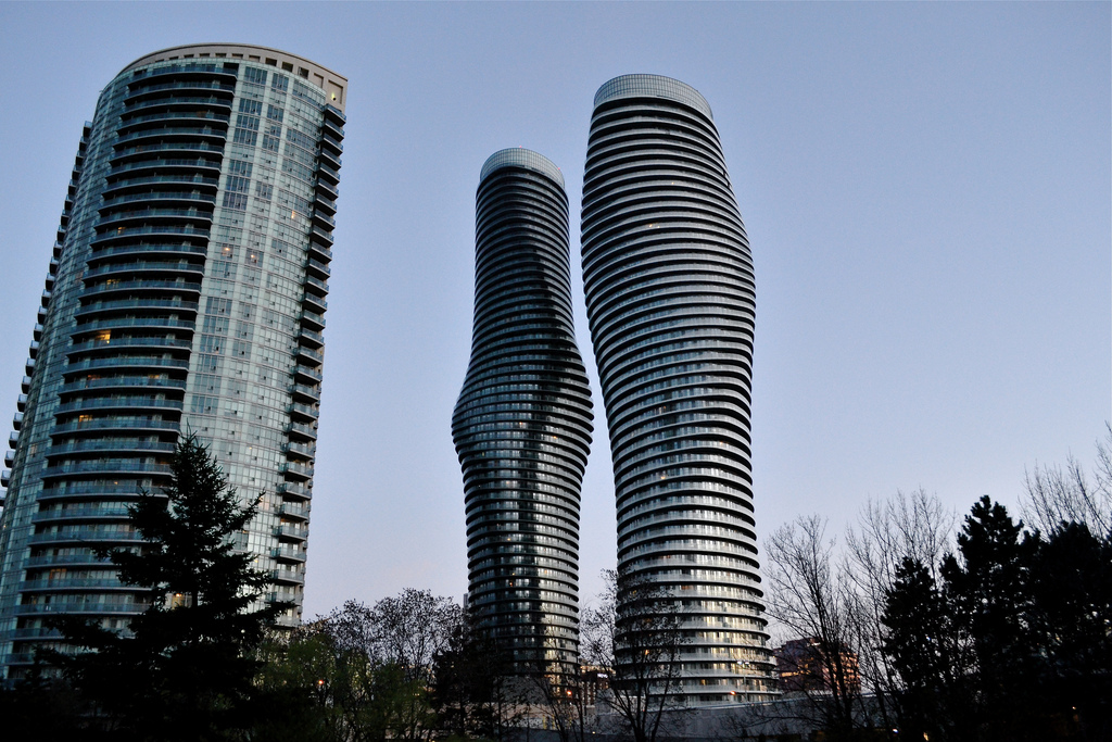 Mississauga (ON) Canada  City new picture : Toronto canada, Towers and Canada on Pinterest