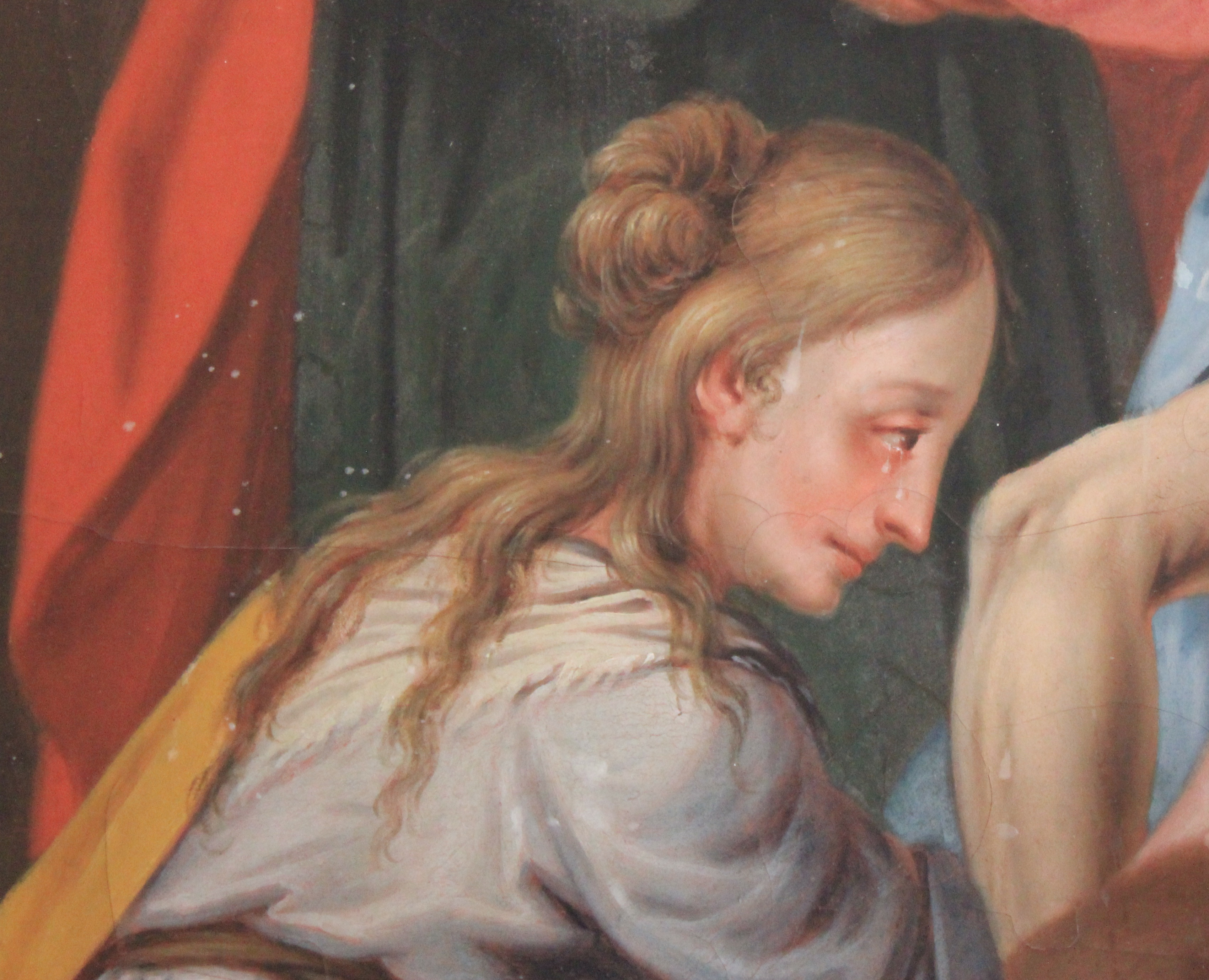 mary magdalene a character study a The life of mary magdalene contributed by tags: mary, character, life lessons, magdalene study tools.