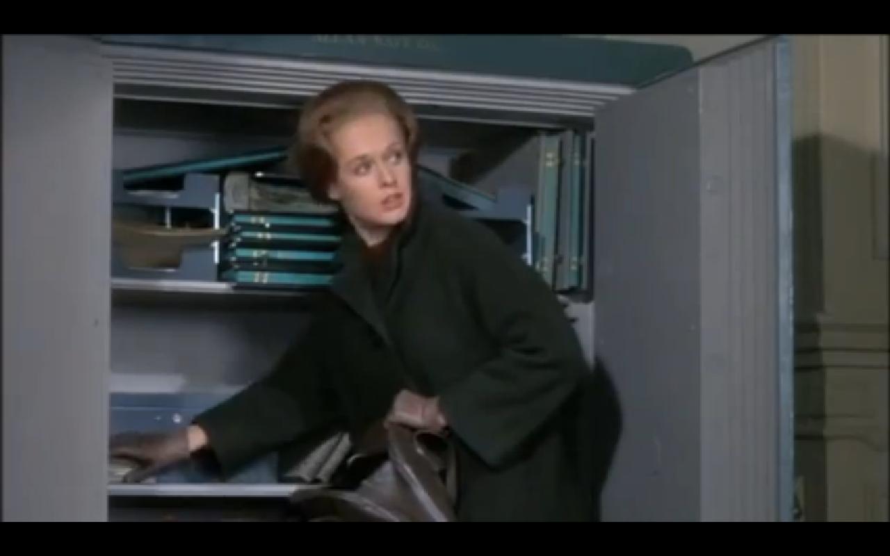 Tippi Hedren opening scenes Marnie. | Hitchcock's Women ...