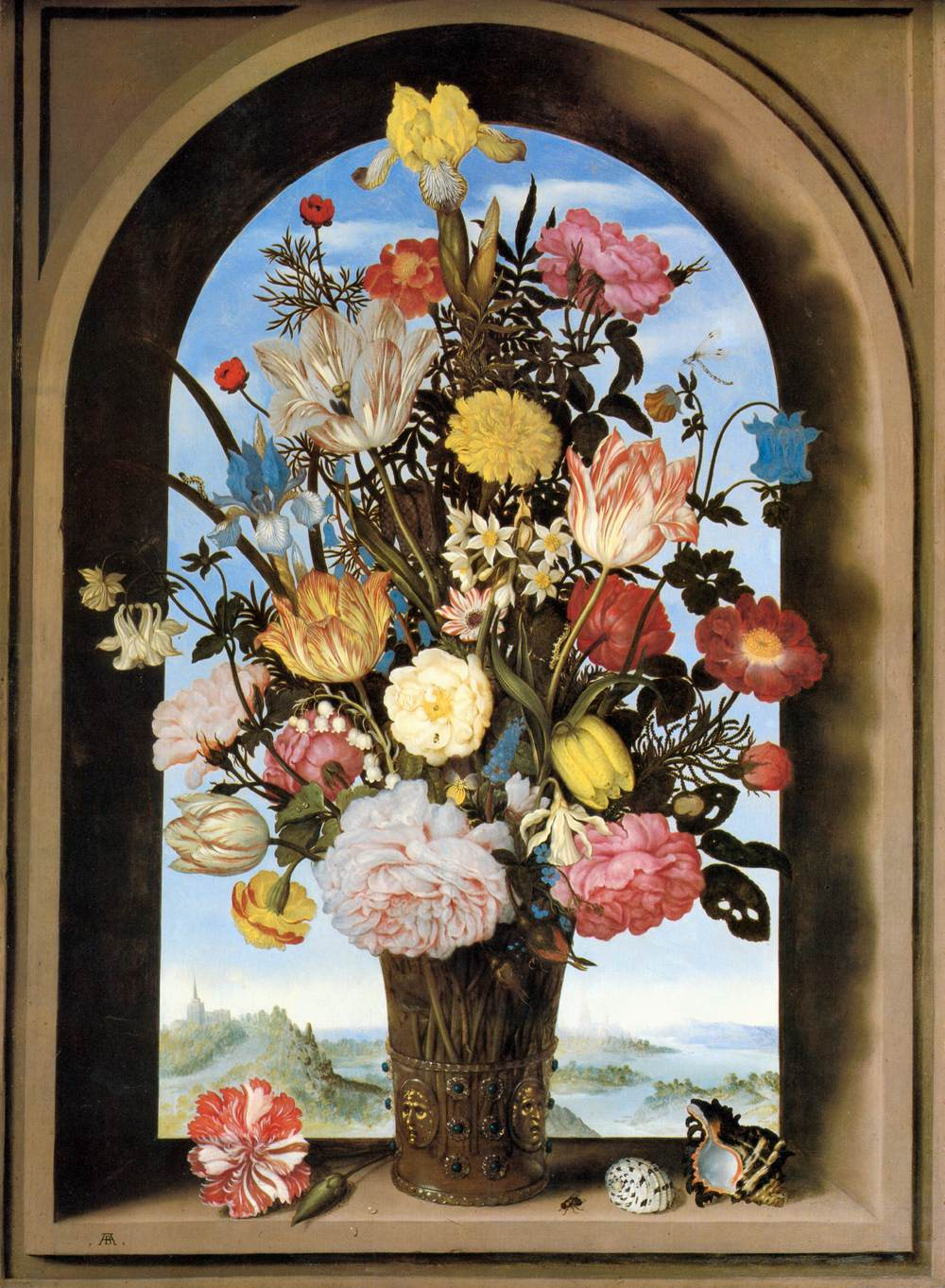Flower bouquet - Wikipedia