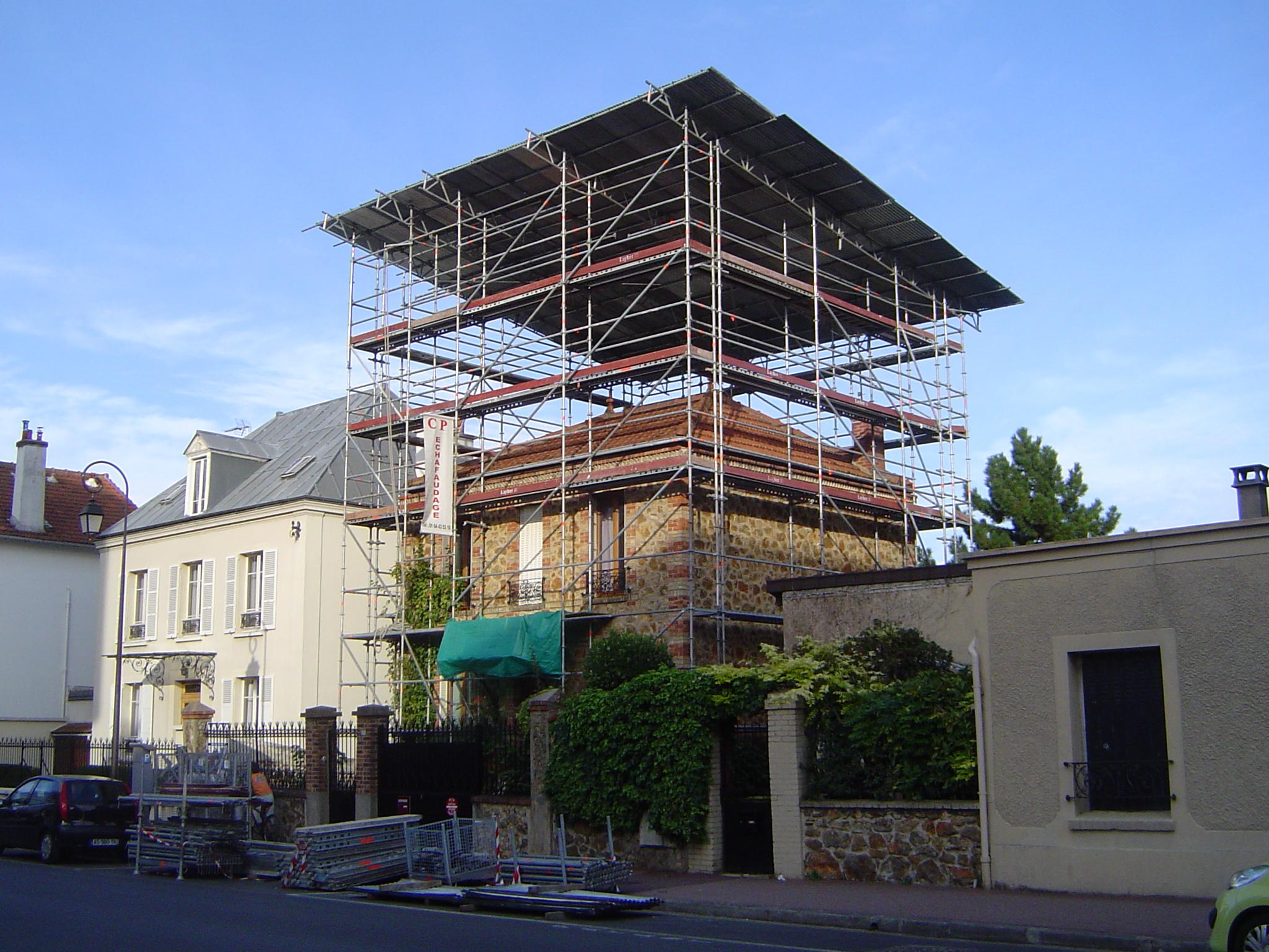 surlvation wikiwand - Prix Pour Surelever Une Maison
