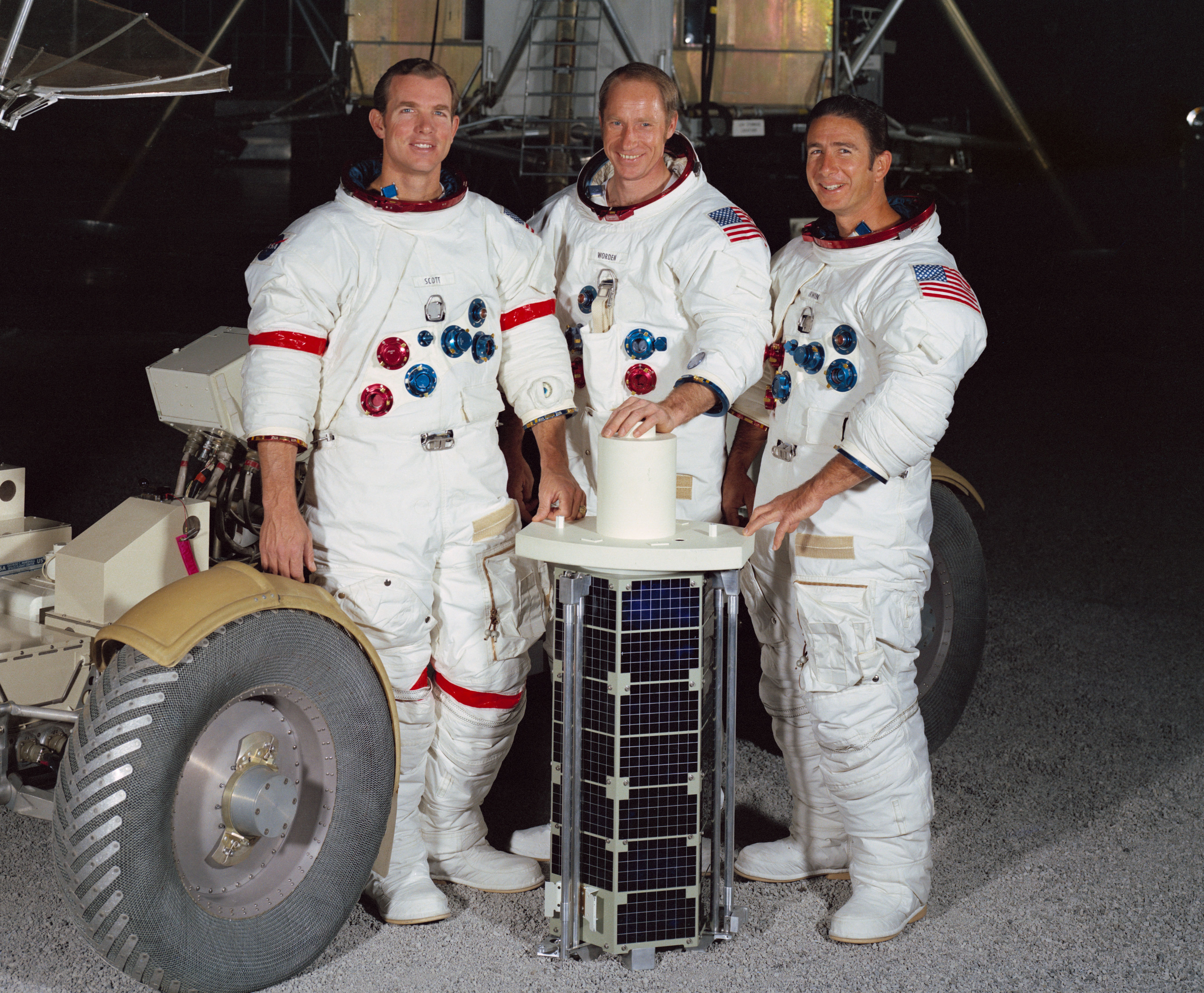 apollo 2 crew - photo #17