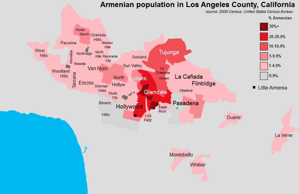 Armenian dating los angeles