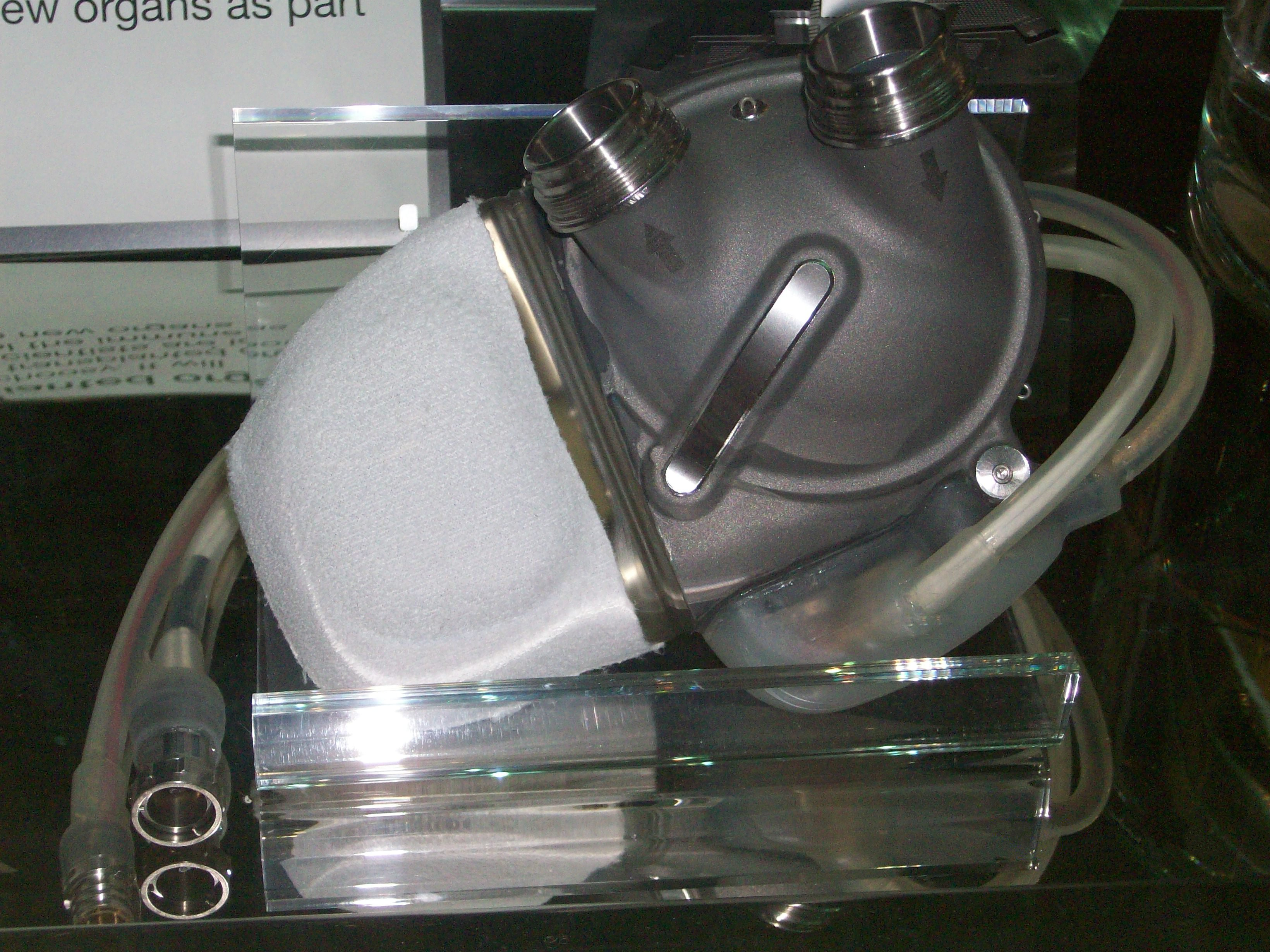 Artificial heart - Wikipedia