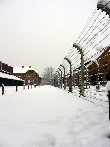 Auschwitz I, March 2002