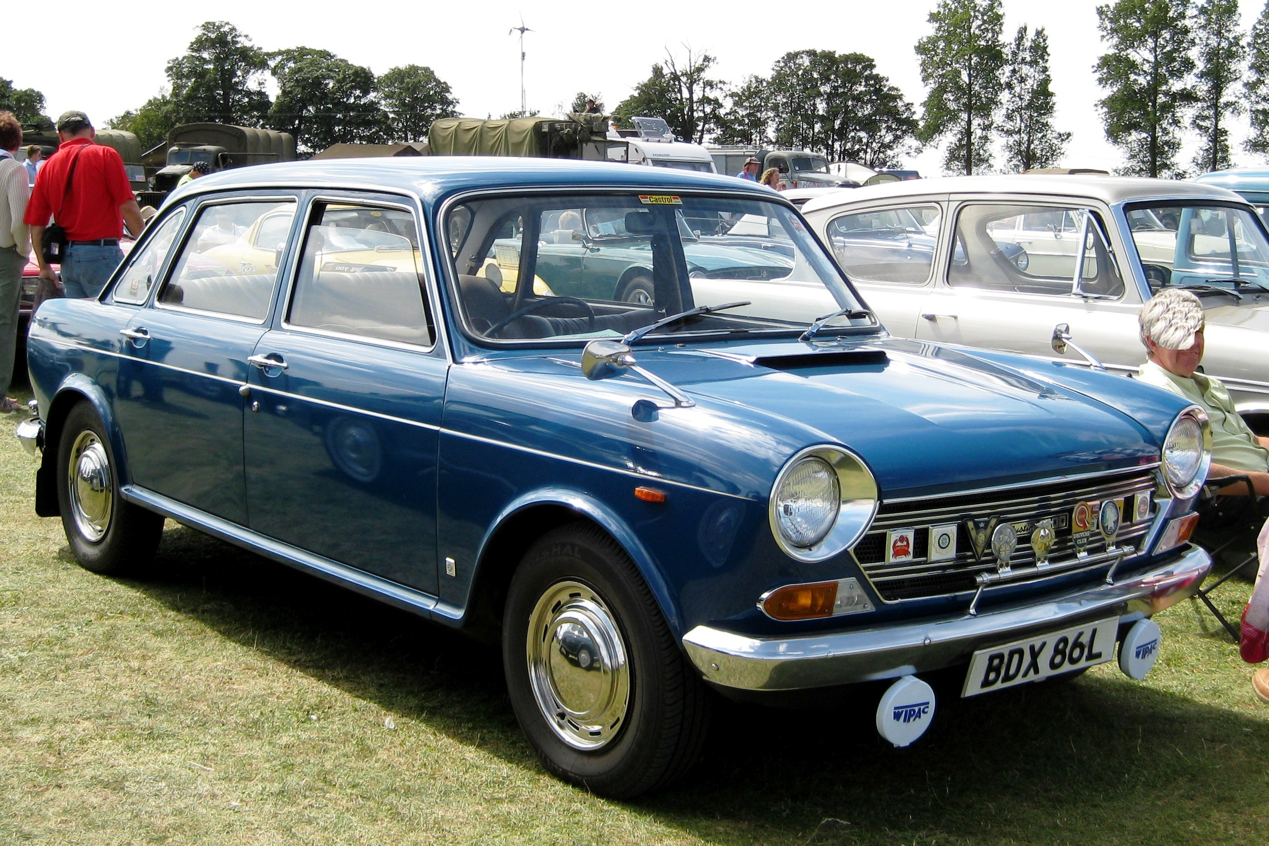 Classic Estate Cars