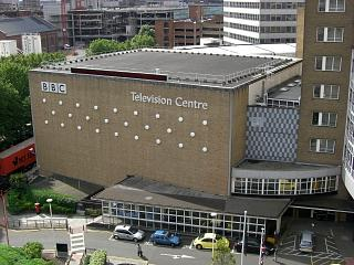 Studio TC1 at BBC Television Centre as seen in 2007