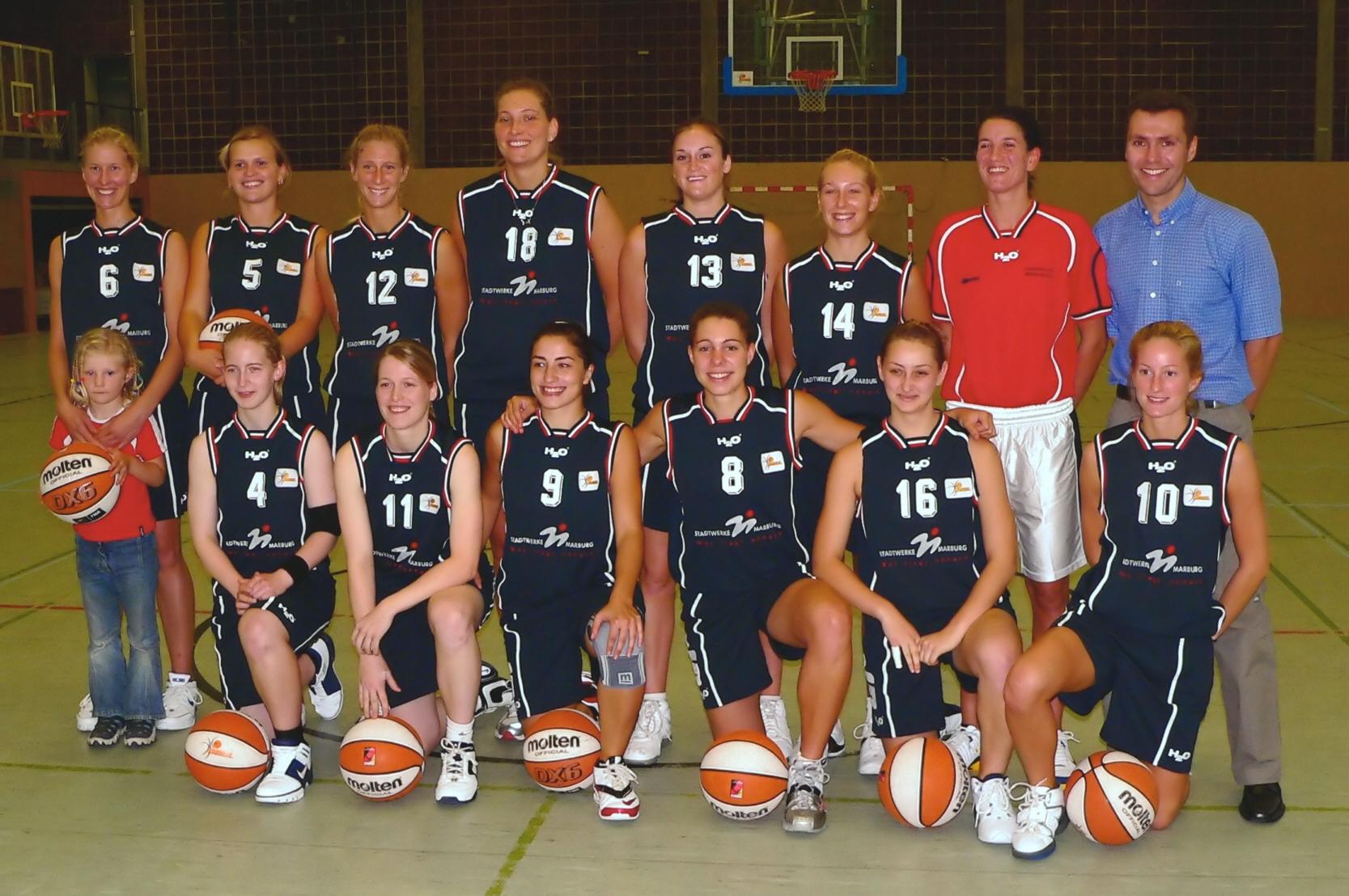 basketball 2 bundesliga damen