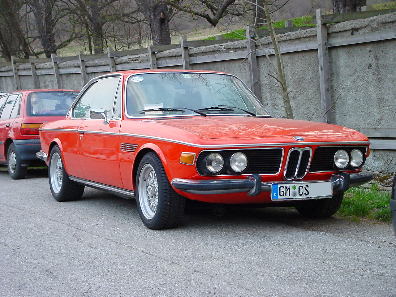 File:BMW 3.0CSi-Front.jpg - Wikimedia Commons