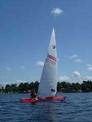 Banshee (dinghy) Sailboat class