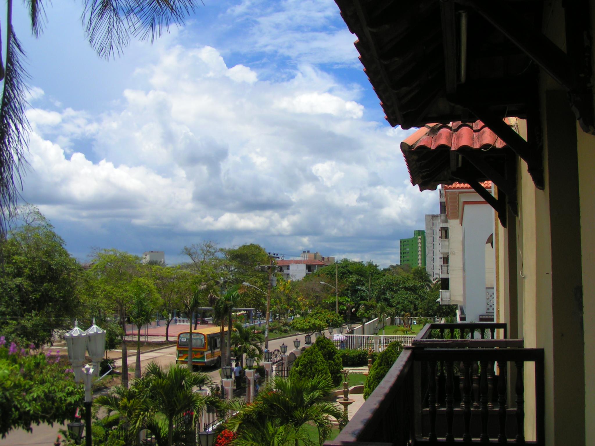 Museo Romantico.File Barranquilla Colombia Vista Desde El Museo Romantico Jpg