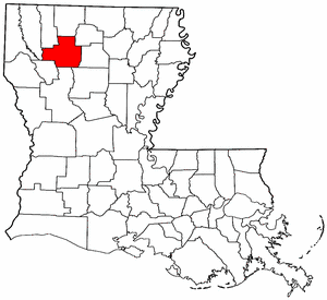 Bienville Parish, Louisiana