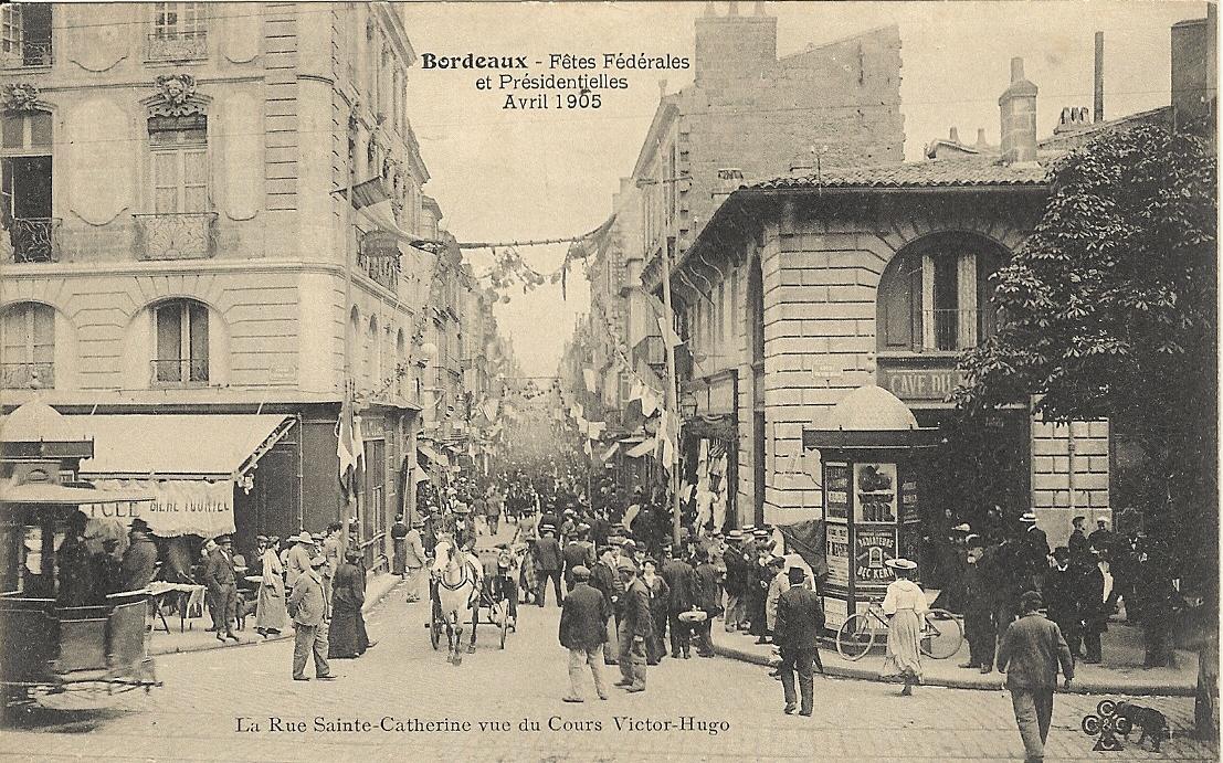 Bordeaux in the past, History of Bordeaux