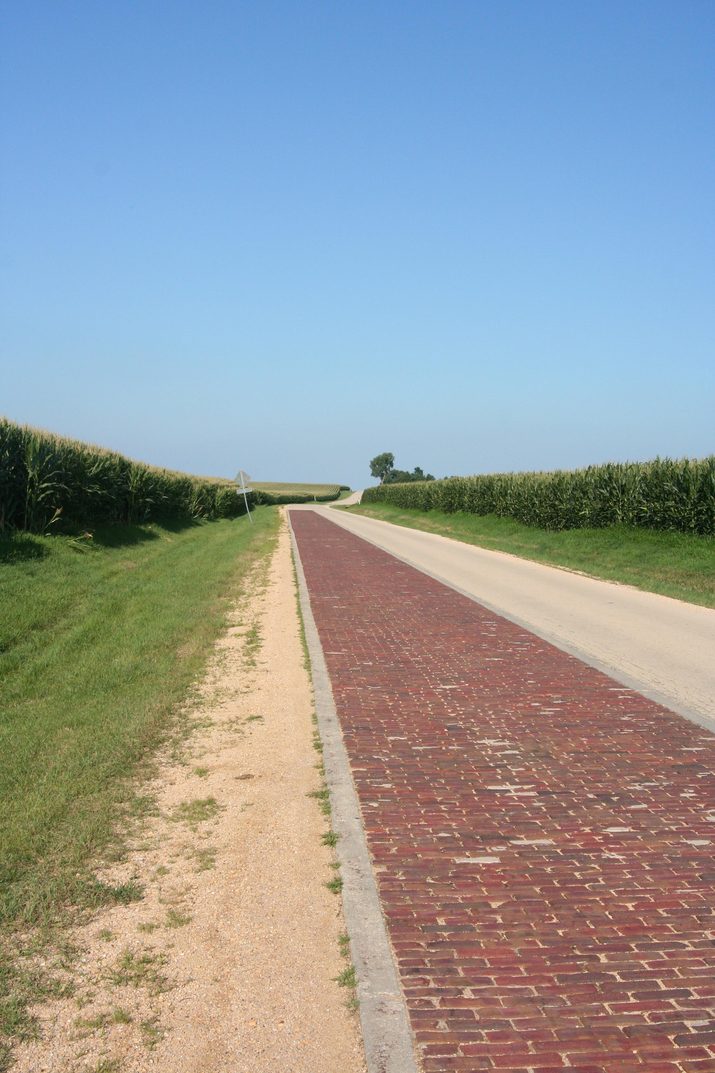 Image result for Long Brick Road