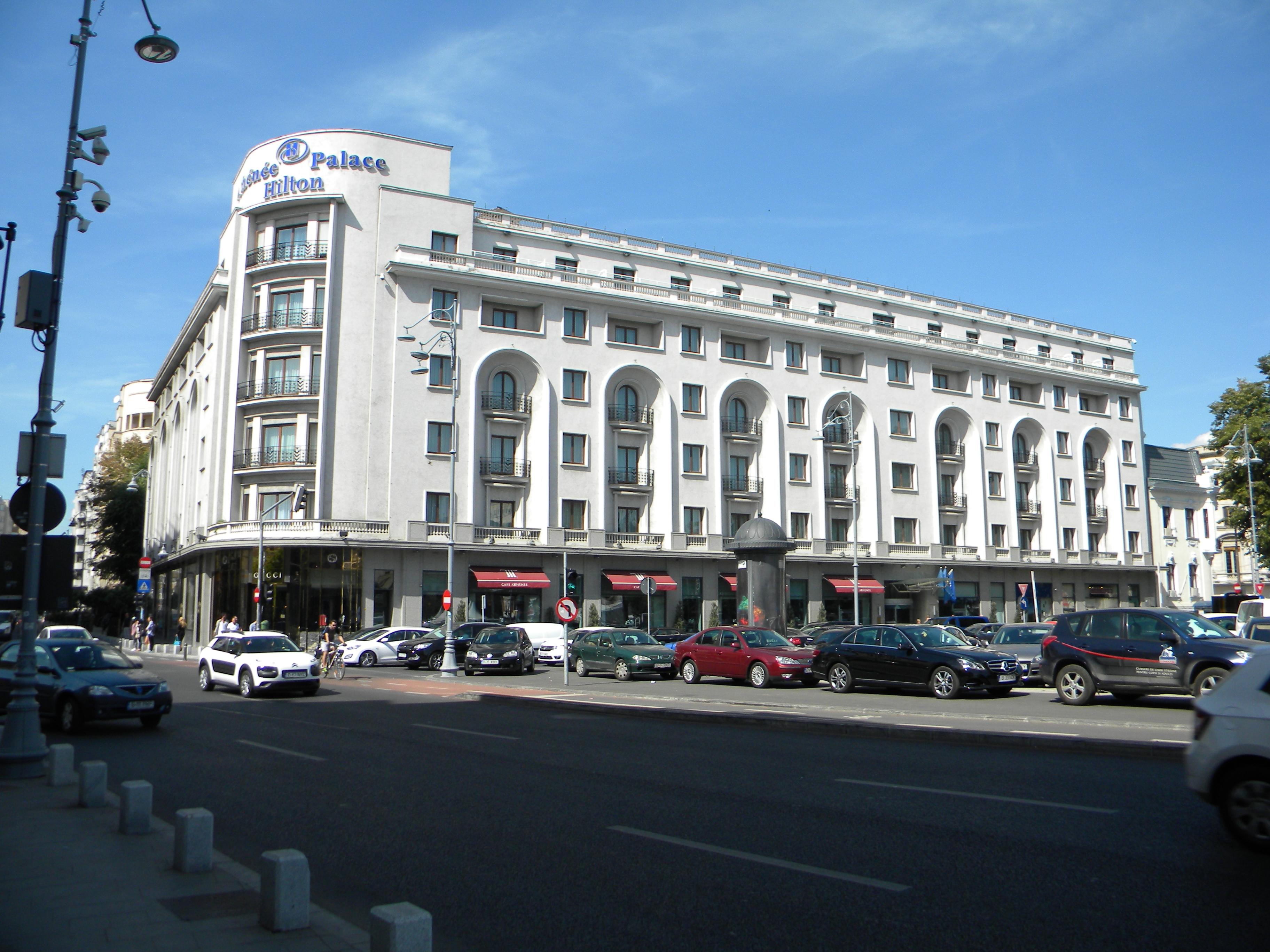 Athenee Palace Hotel