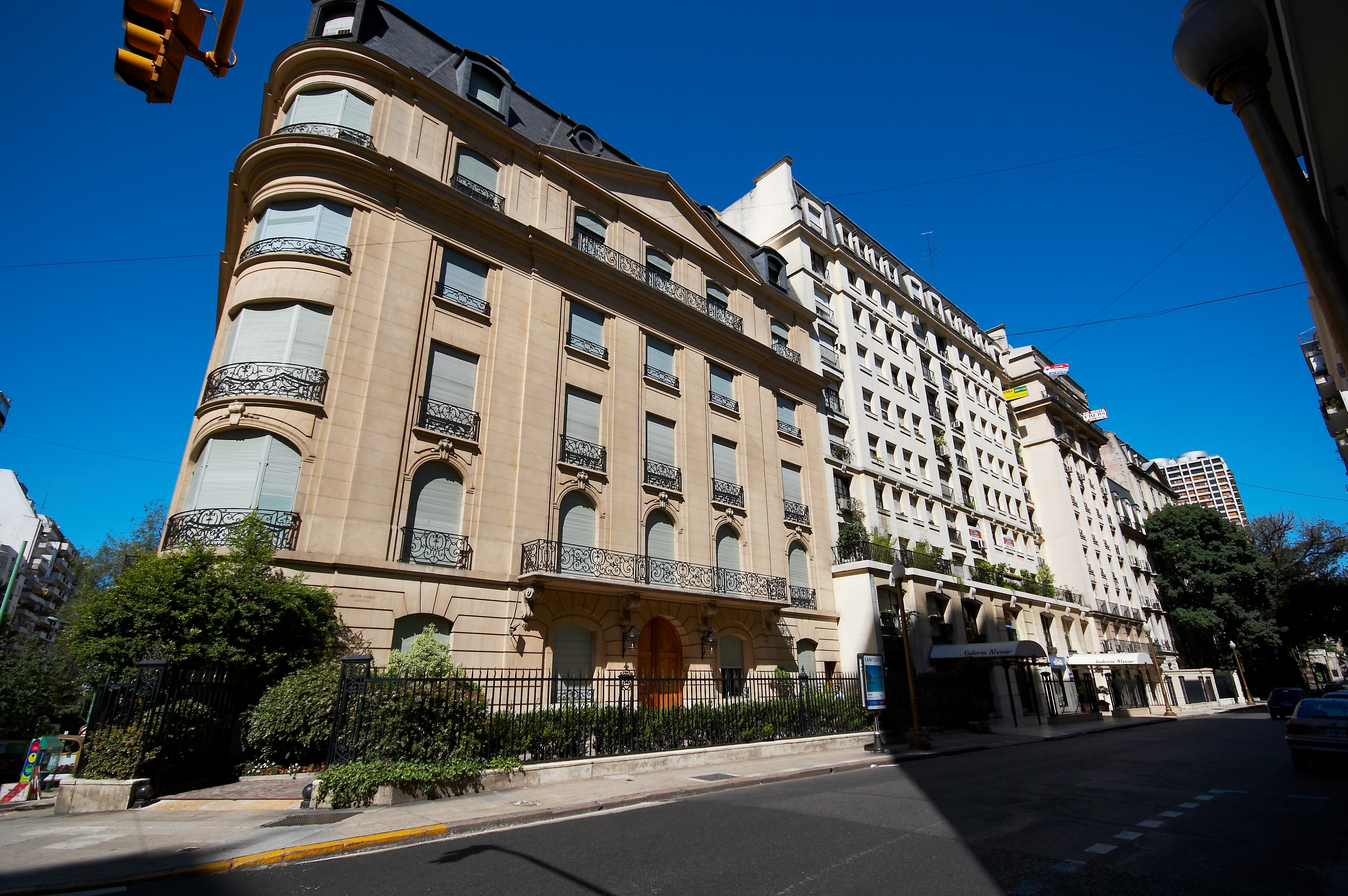 Buenos Aires Hotel Luxe