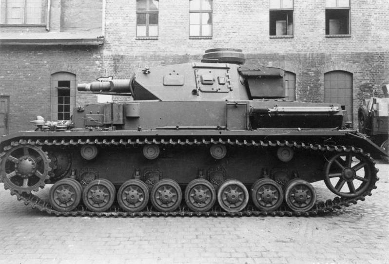 Bundesarchiv Bild 146-1979Anh.-001-10, Panzer IV, Ausf. F-1