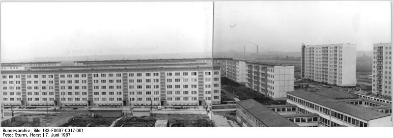 Wohnung Halle Neustadt