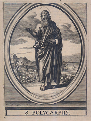 Picture of St. Polycarp