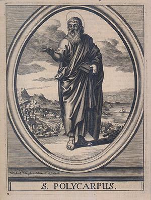 Policarpo, Santo, Obispo de Esmirna