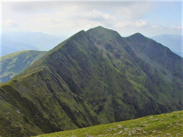 File:Caher from Carrauntoohil - geograph.org.uk - 331993.jpg