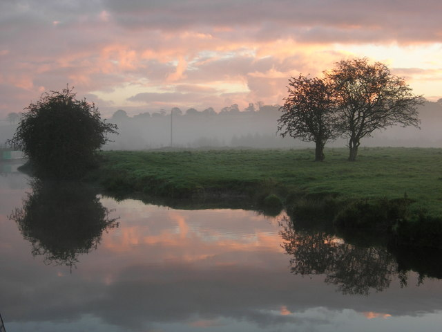 File:Caldon Canal Near Endon - geograph.org.uk - 317647.jpg