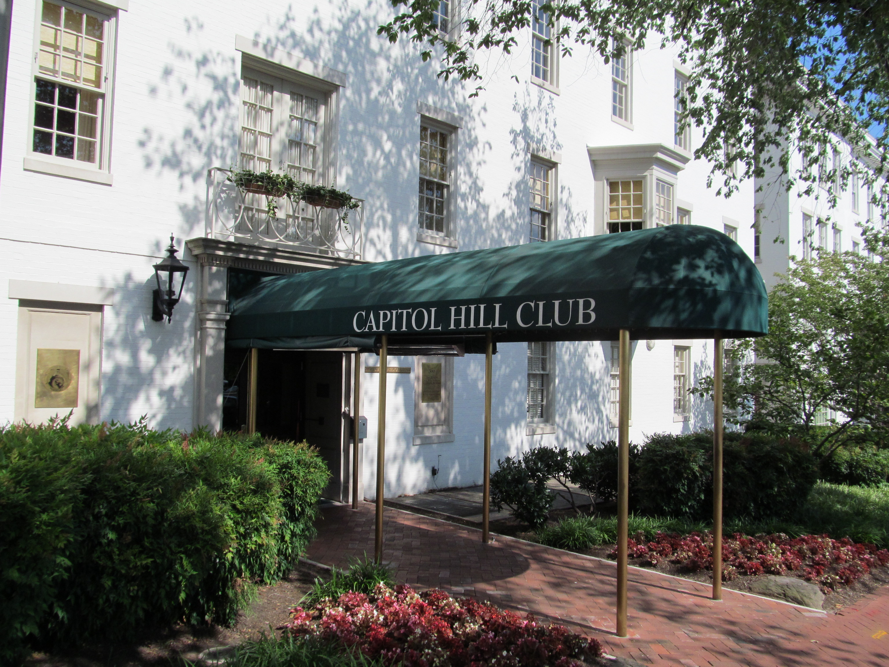 Capitol Hill Club Presidential Dining Room