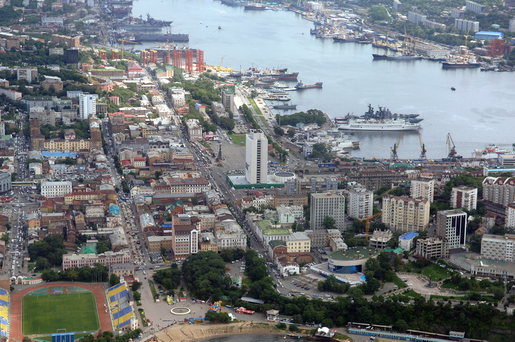 File:Central Vladivostok.jpg