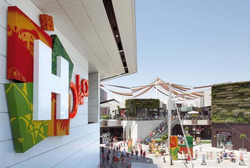 Centro comercial holea wikipedia la enciclopedia libre - Centre comercial la illa ...