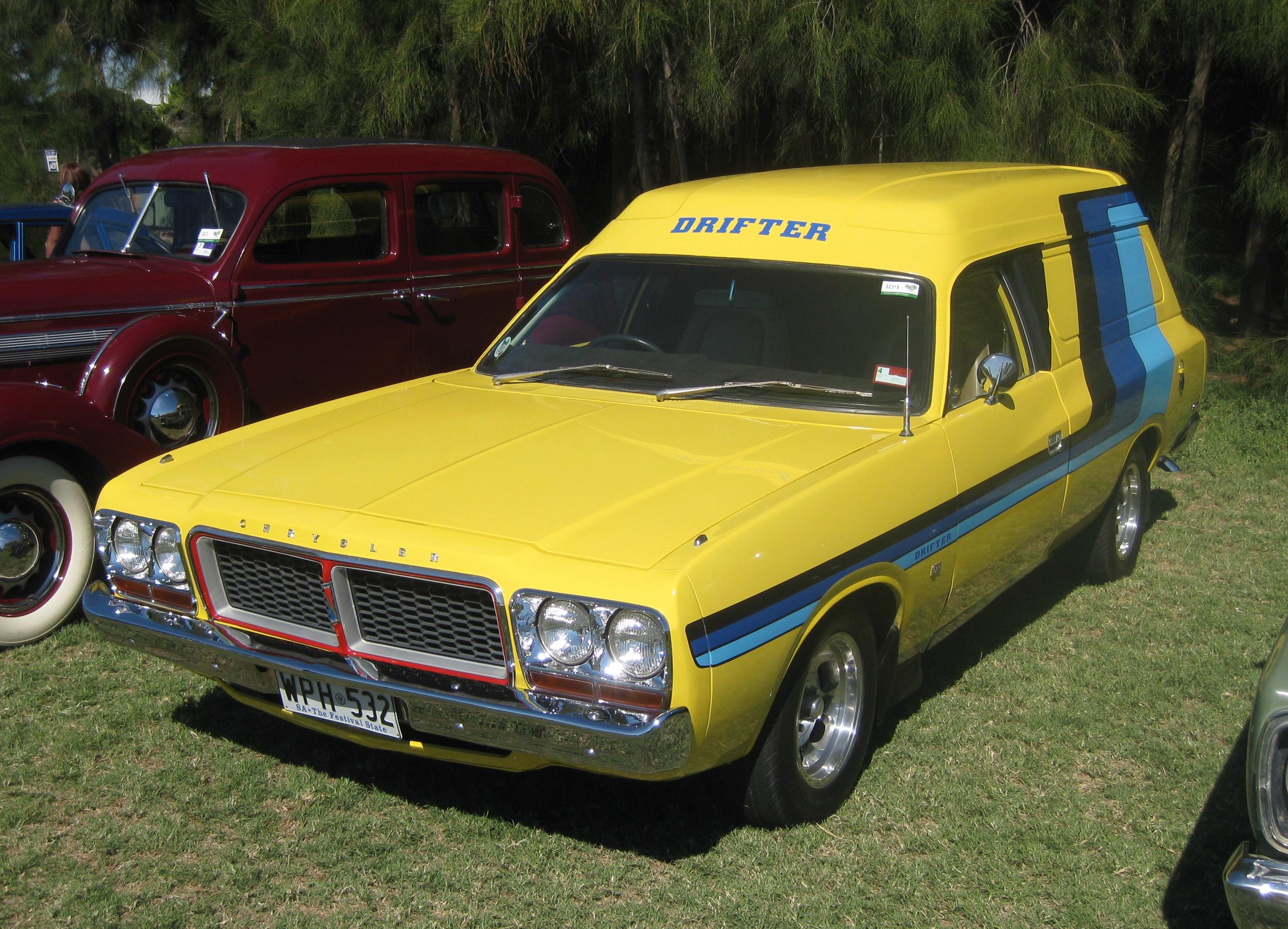 969b3bb305 Chrysler Drifter - Wikipedia