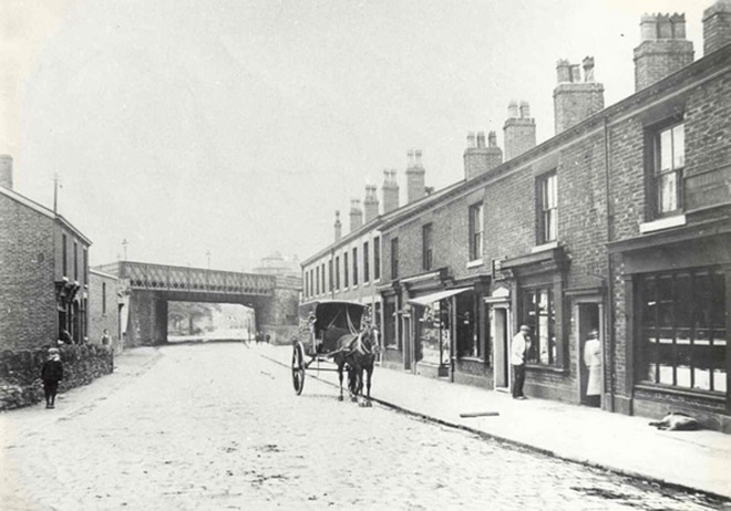 FileCompstall Road Romiley 1905 2