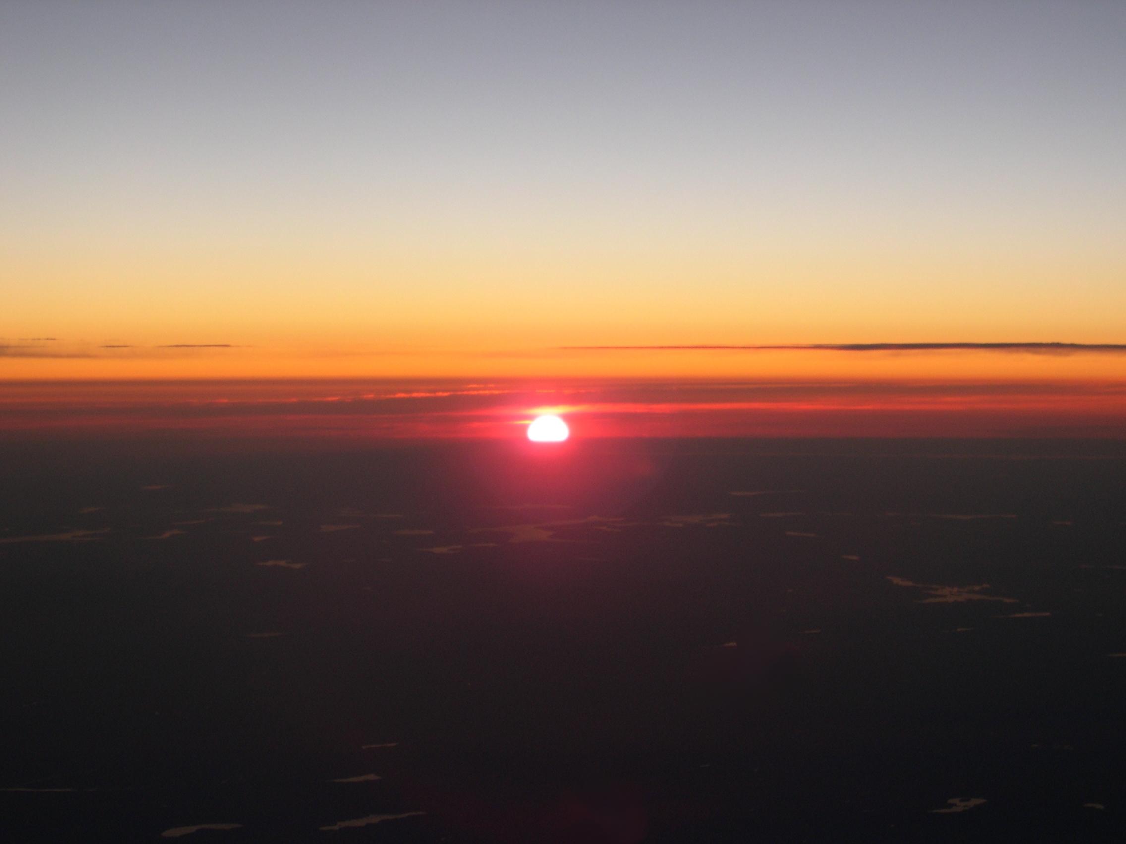 coucher de soleil - photo #18