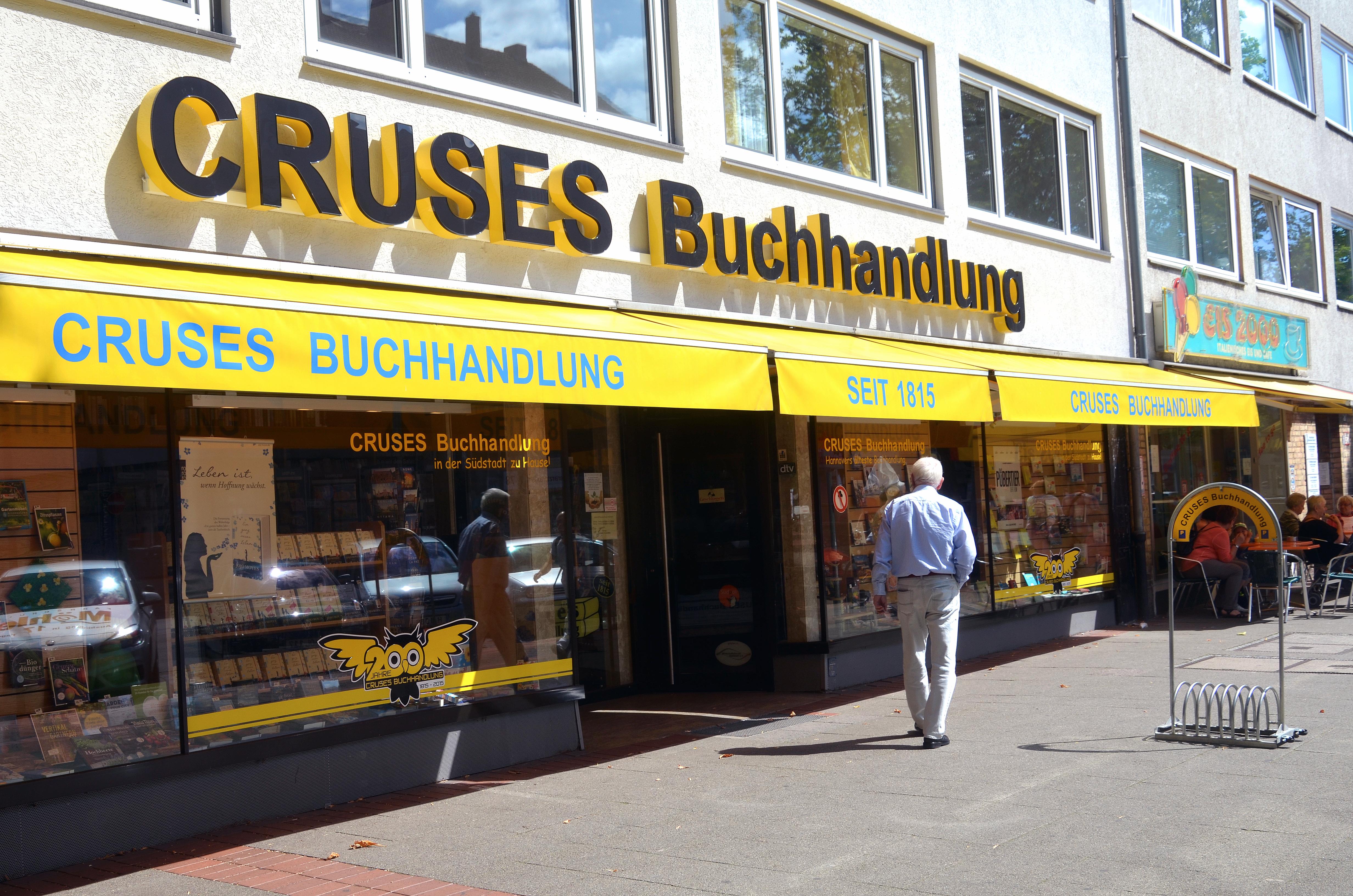 Hannover Outlet file cruses buchhandlung hauptgeschäft hildesheimer straße 75 in