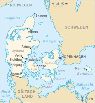 File:Dänemark Kaart cia.png