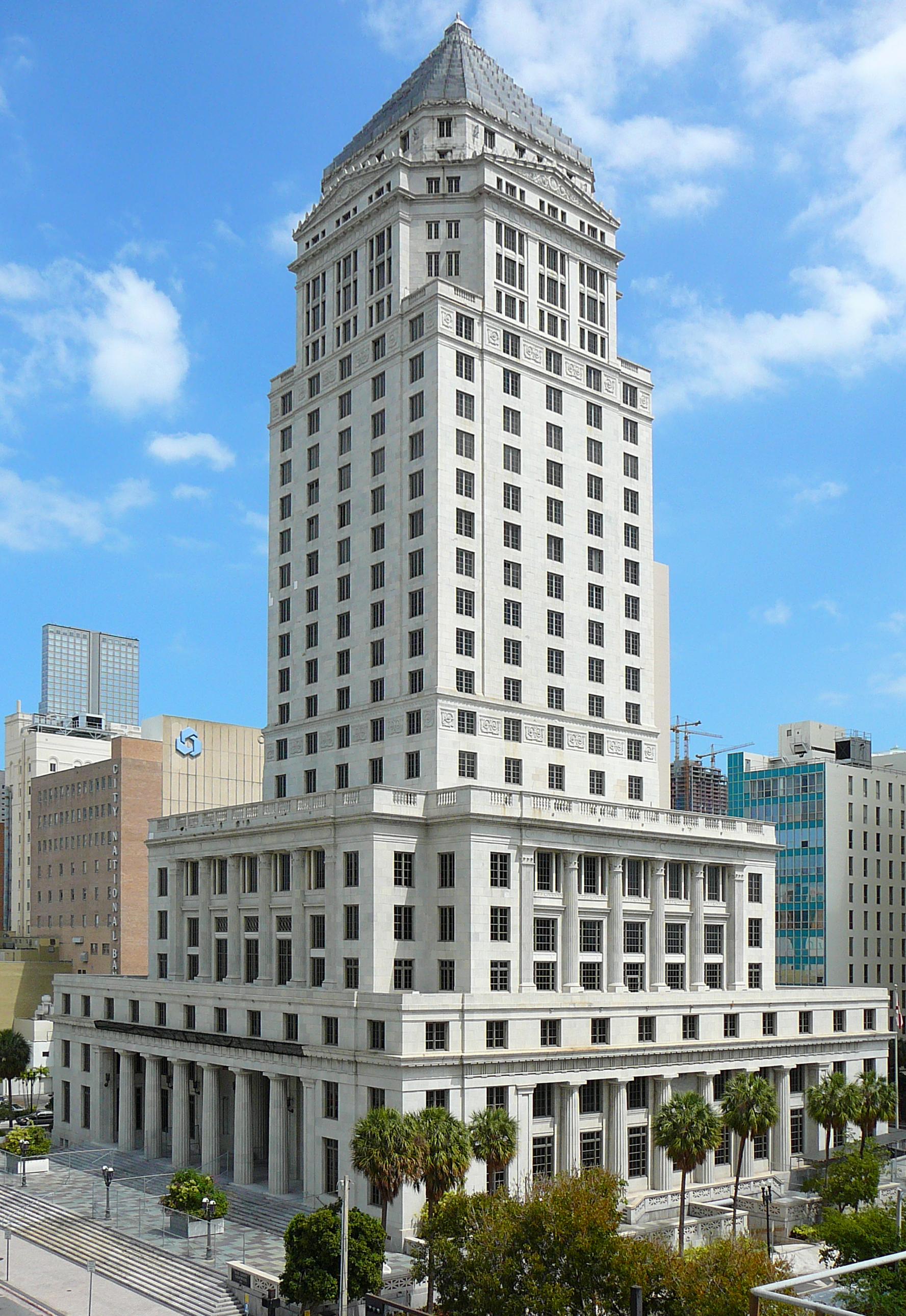 Park Miami Dade County Miami-dade County Courthouse