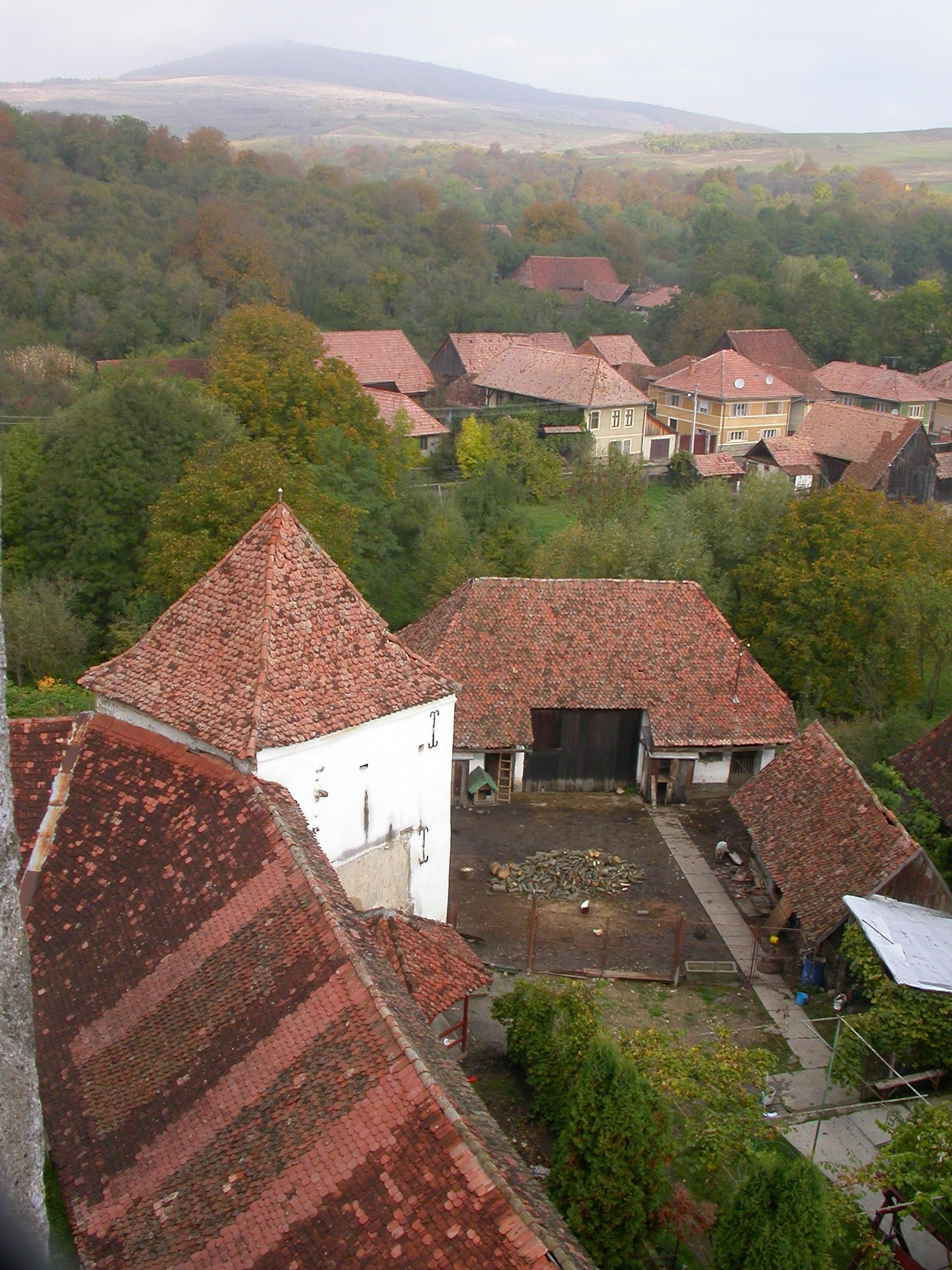 Darjiu fortified church - Transylvania's heart tour | Holiday in Romania