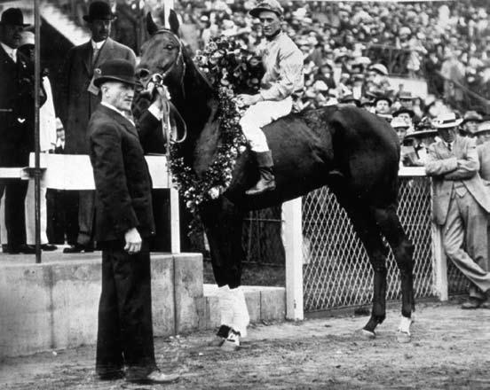 Historique des courses (court survol) et de la Triple Couronne américaine Donerail_1913