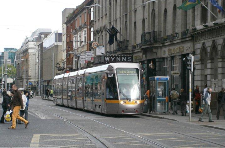 Transporte en irlanda wikipedia la enciclopedia libre for Oficina de turismo de irlanda
