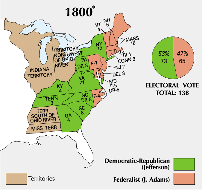 United States presidential election, 1800 - Wikiwand