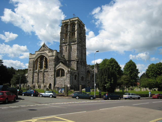 St David S Church Exeter Wikipedia