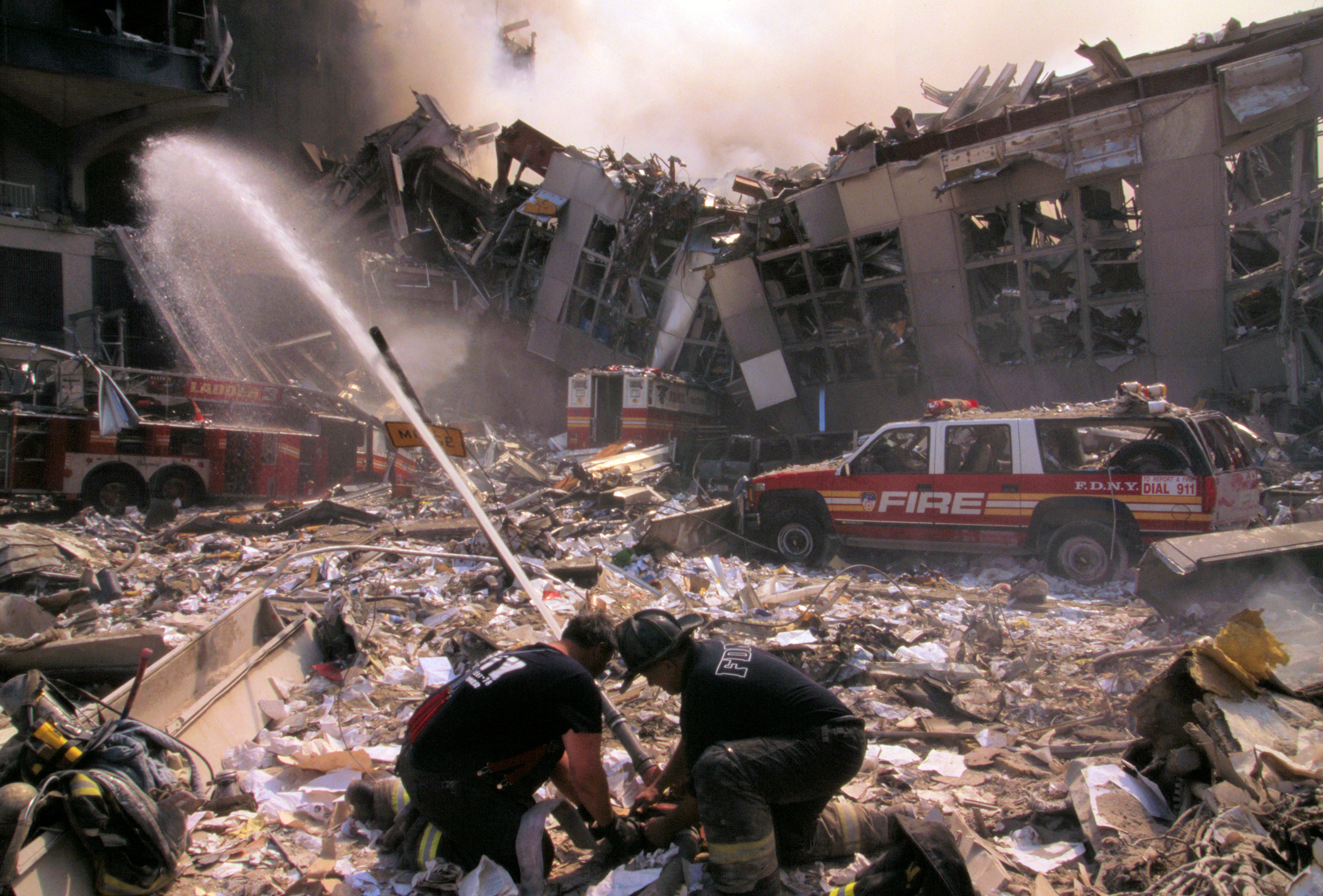 the aftermath of september 11