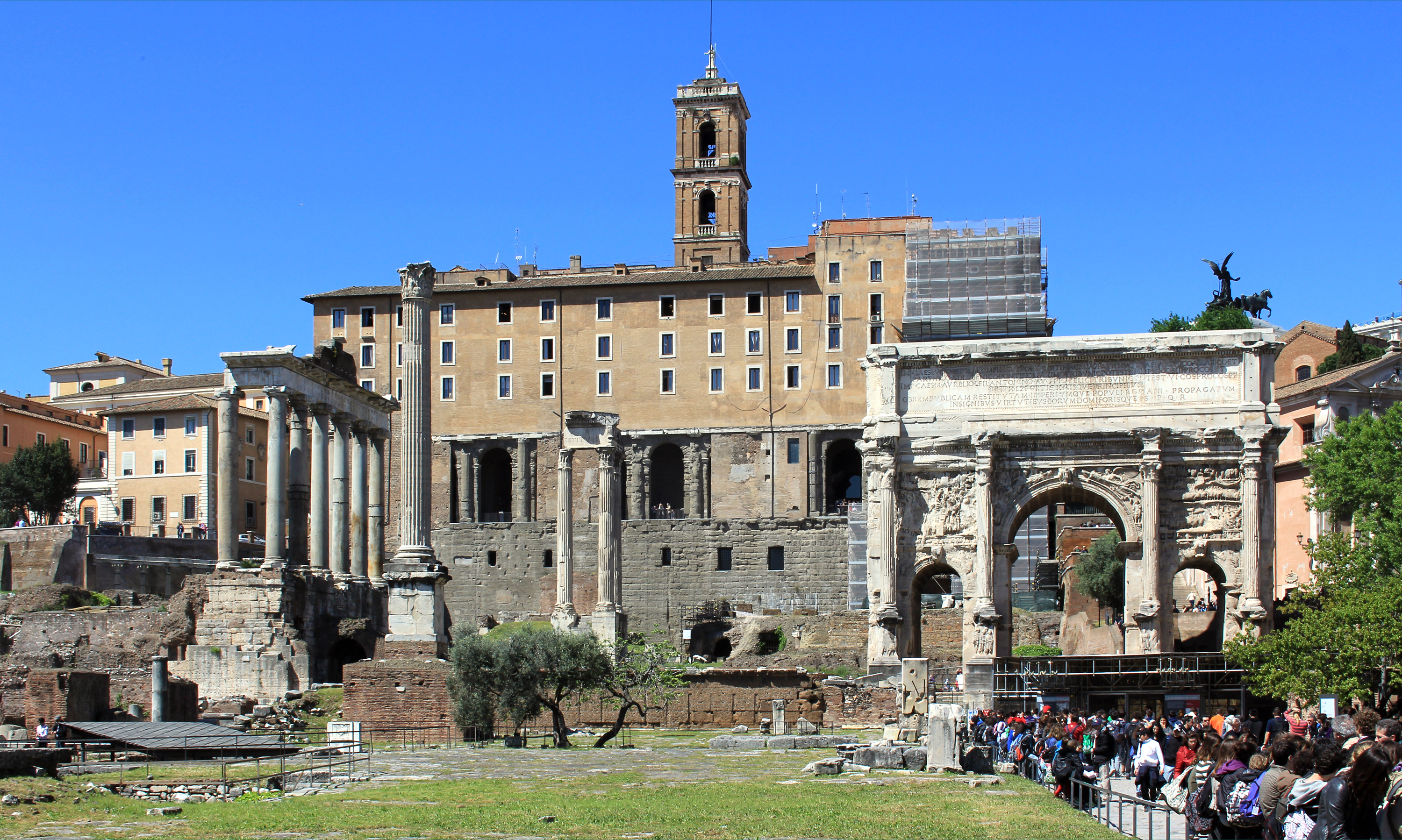 Tabularium, Rome - Book Tickets & Tours | GetYourGuide.com