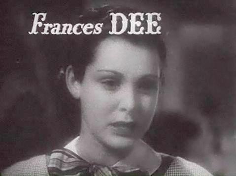 frances dee grave