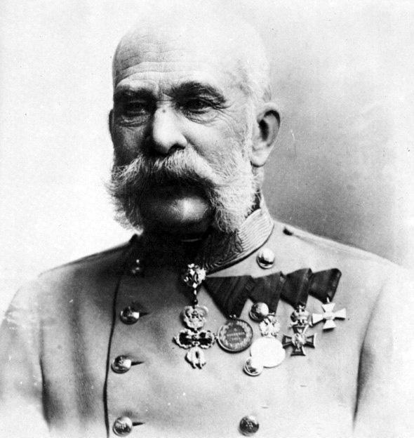 HLIRM Franz Josef I of Austria-Hungary