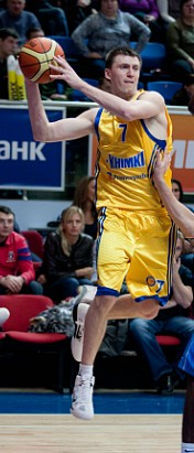 Vitaly Fridzon - the cool, kind, tough,  basketball player  with Russian roots in 2020